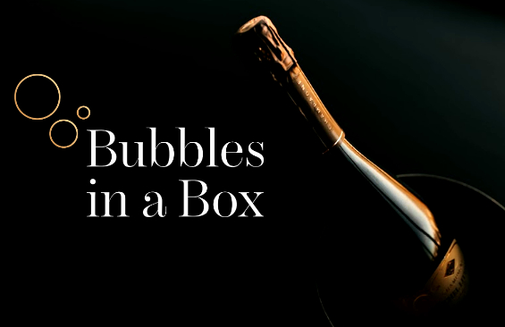Bubbles in a Box